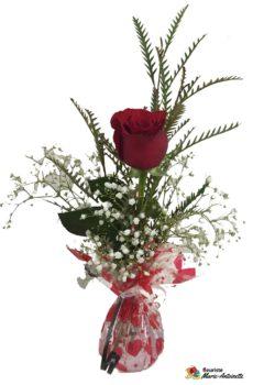 Bouquett'O 1 rose