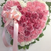 Arrangement en coeur