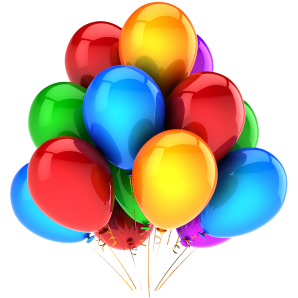Ballon à l'hélium