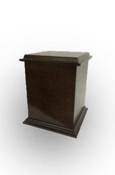 Urne de merisier (Brun foncé)