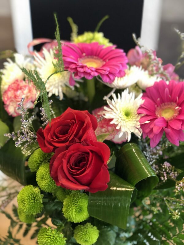 Bouquet « Coup de foudre »