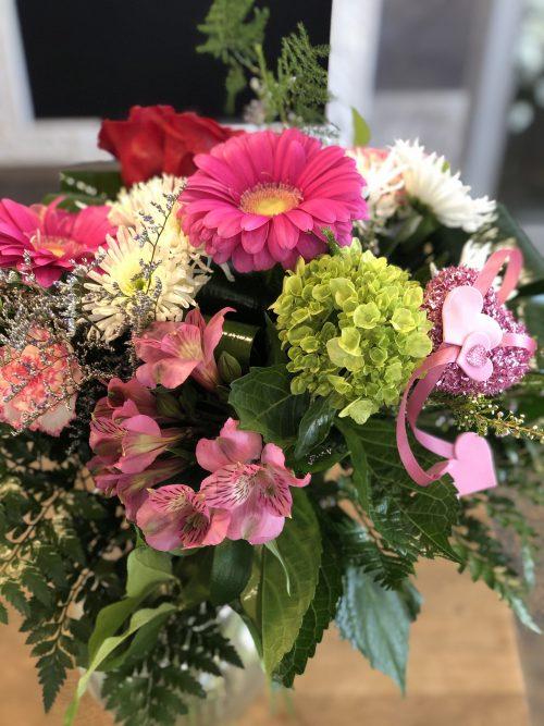 Bouquet «Coup de foudre»