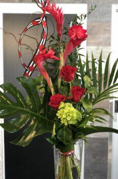 Bouquet « Voyage exotique »