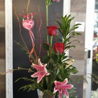 Bouquet « J'irai où tu iras »
