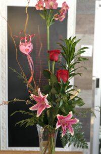 Bouquet «J'irai où tu iras»
