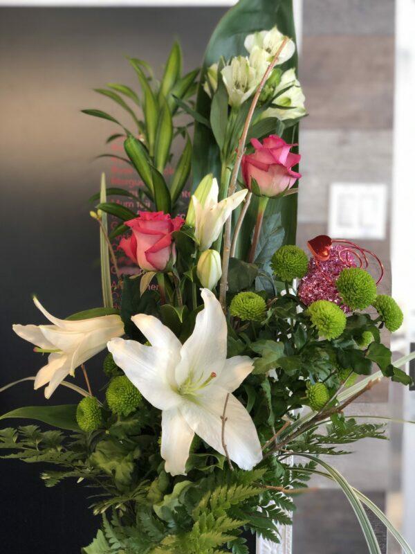 Bouquet « À toi pour toujours… »