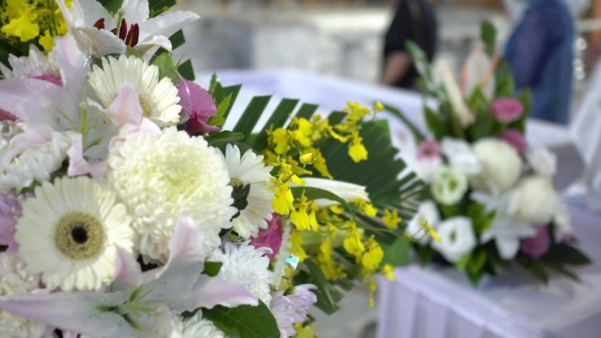 couronne funeraire